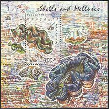 Tanzania 1992 almeja gigante/Sea Shells/Marine/Naturaleza/animales 1v m/s (b5909)