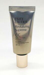 Estee Lauder Revitalizing Supreme Global Anti-Aging CC Creme SPF10 30ml - NWOB