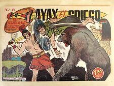 Ayax el Griego num.3 Editorial Creo 1960