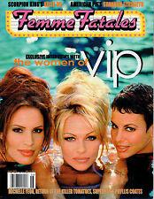 Femme Fatales Magazine June 2002