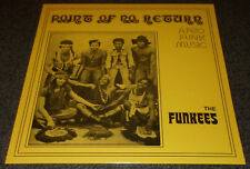 THE FUNKEES-POINT OF NO RETURN-2017 180g VINYL LP-NIGERIAN COVER-NEW & SEALED
