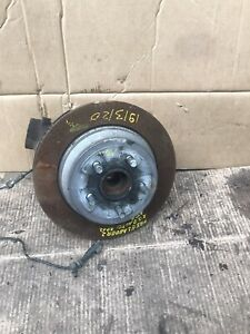 06-14 LAND ROVER FREELANDER 2 NEARSIDE FRONT HUB WITH ABS 6 MONTH WARRANTY
