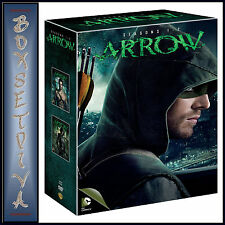 ARROW - COMPLETE SEASONS 1 & 2  **BRAND NEW DVD BOXSET *