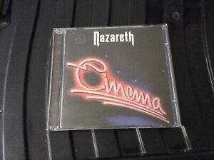 NAZARETH. CINEMA CD ALBUM NEW CASTLE COMUCATIONS LABEL. G1