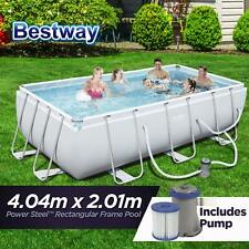 Bestway O44P06M645W2COBL Above Ground Swimming Pool