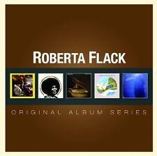 Roberta Flack - Original Album Series [CD]