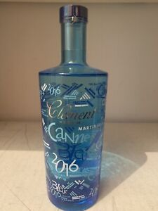 RHUM CLEMENT CANNE BLEUE 2016 MARTINIQUE