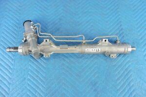 BMW 128i 135i 135IS Power Steering Gear Rack & Pinion 32106777463 2008-2013 OEM