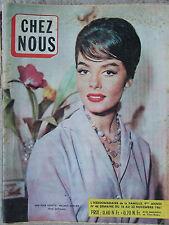 Chez Nous n°46 (16/22 nov 1961) Jean Robic - Mode : l'air de Paris - M. Mercier