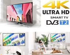 "SMART TV 55 POLLICI Samsung 55"" 4K Ultra HD Smart TV WiFi DVB-T2 NEW MODEL 2018"