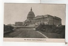 H620 The National Capitol Zenith Art Lusters Washington DC Vintage PC