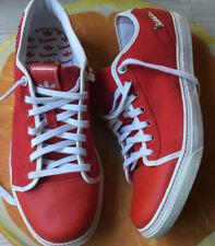 Adidas Vespa 42( Steht Gr.42 2/3) Herren Damen Schuhe  Rot Top Zustand S 201064