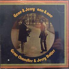 Gene Chandler & Jerry Butler – Gene & Jerry - One & One SEALED MERCURY VINYL LP