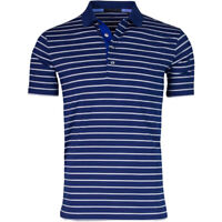 1 NWT GREYSON (RLX) MOHANSIC RIVER MEN'S GOLF POLO SHIRT, SIZE: LARGE ($95)