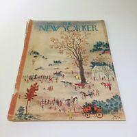 The New Yorker: Oct 22 1949 - Full Magazine / Theme Cover Joseph Low