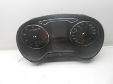 2015 AUDI A3 SPEEDOMETER CLUSTER 8V920970A IC 67237 SF0040