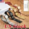 Men Women Mesh Watch Band Strap Belt Hang Buckle Clasp Stainless steel 14 - 22mm