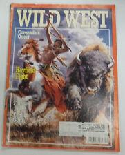 Wild West Magazine Coronado's Quest Hayfield Fight February 1993 071615R2
