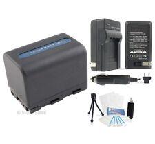 NP-FM70 Battery+Charger+BONUS for Sony CCD-TRV108 TRV118 TRV128 DCD100 DVD301