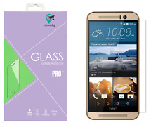 HTC One M9 TEMPERED Glass LCD Screen Protector Guard Film High Premium Quality