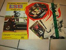 FOTOBUSTA,1967,LSD INFERNO PER POCHI DOLLARI,MIDA,Madison,Polesello,AUTO, CAR