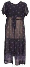 Bodenlange Damenkleider im Boho -/Hippie-Stil aus Viskose