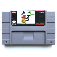 Cooly Skunk for snes game cartridge english translated