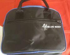 SCUBA REGULATOR BAG BLUE REEF +SIDE POCKET BLACK +BLUE NICE 🔥!