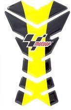 Motogp Moto 3pc Réservoir Bloc Noir Jaune