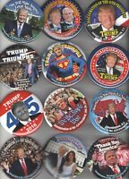 2017 INAUGURATION pin DONALD TRUMP pinback  Great COLLECTION ! 12 DIFF