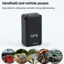 Mini Gps Tracker time Car Truck Smart Locator Magnetic Gsm Tracking Devices N