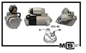 New OE spec Starter Motor for NISSAN NV200 1.5 dCi 09- Quashqai 1.5dCi 07-