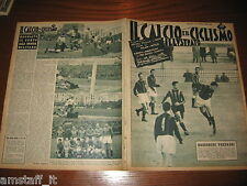 IL CALCIO E CICLISMO ILLUSTRATO 1956/11=MASSEI INTER MILAN=ITALIA GRECIA MILITAR
