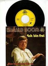 Harald Boom      -    Ich bin frei