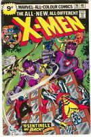 Uncanny X-Men 98 Marvel 1976 FN Pence Variant Wolverine Chris Claremont