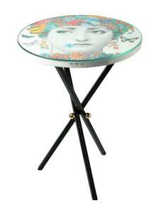 Fornasetti Fior Di Lina M17Y800TN Small Table White
