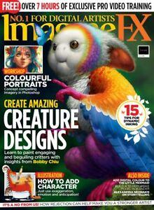 IMAGINEFX magazine - July 2021 (BRAND NEW)