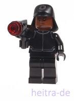 LEGO Star Wars - First Order Crew Member mit Blaster aus 75132 / sw694 NEUWARE