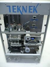Teknek MPC-S65 Etiketten Etikettierer Etikettiermaschine