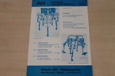 177306) Wilhelm Röll Weinbaugeräte - Stockräumer - Prospekt 197?