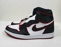 Nike Air Jordan 1 Retro High OG Bloodline Mens Basketball Shoe Black Red Size 11