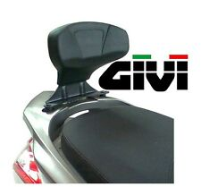 Dosseret passager GIVI KYMCO Downtown 125 300 dossier maxiscooter NEUF TB82