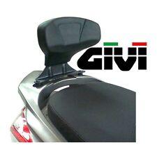 respaldo pasajero GIVI KYMCO Downtown 125 300 respaldo maxiscooter NUEVO TB82