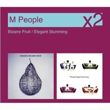 M People - Bizarre fruit / Elegant Slumming  (2007) CD Neuware