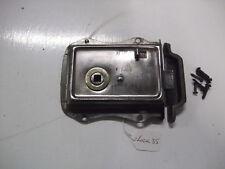 Original victorian rim lock with keep & screws  lock~35
