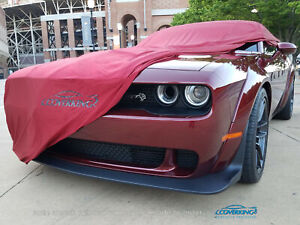 Coverking Satin Stretch Indoor Car Cover for Dodge Challenger - Made to Order