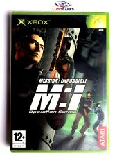 Mission Impossible Xbox Nuevo Precintado Retro Sealed Brand New PALSPA