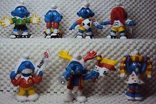 Fußball Schlümpfe Figuren Auswahl Neu Schlumpf Figur