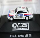 Model Car HERPA Spur Scale 1/87 BMW Fina M3 Ons Private Collection Ovp 100434