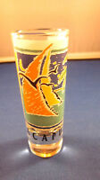 Acapulco Mexico Tequila Tall Shot Glass